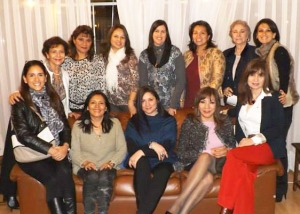 damas peruanas